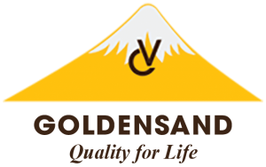 Logo GOLDEN SAND